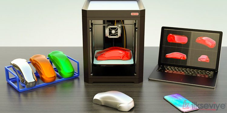 3D Yazıcı Nedir? Hangi Tür Yazıcı Ne İşe Yarar?