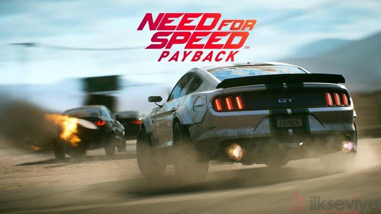 Need for Speed Payback Hakkında Bilgiler