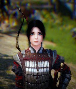 Black Desert Online Karakter: Maehwa