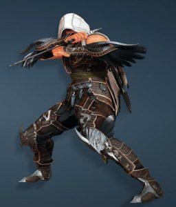 Black Desert Online Karakter: Ninja