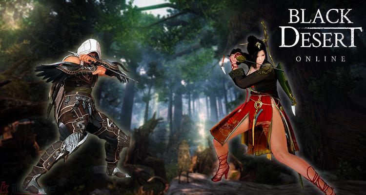 Black Desert Online Karakter Sınıfları: Maehwa – Ninja