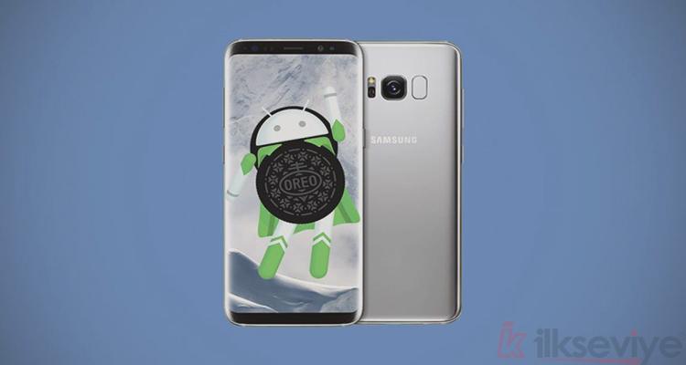 Samsung Galaxy S8 OREO Güncellemesi