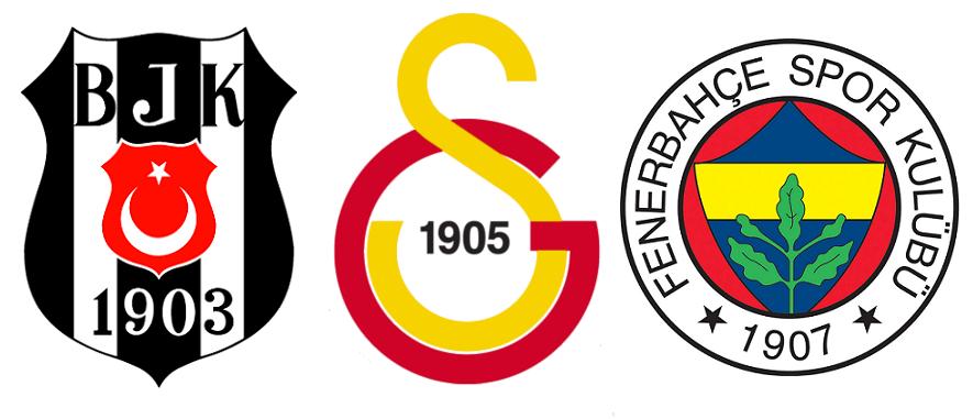 3 Büyük Kulüpler