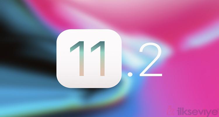 iOS 11.2 Beta 3 Güncellemesi
