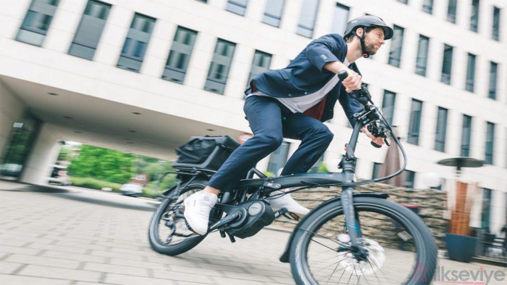Katlanabilir Bisikletler