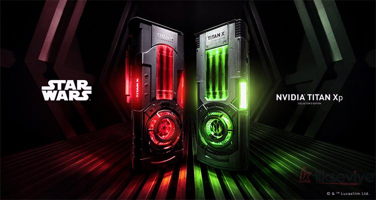 Nvidia Geforce TitanXp Star Wars Collectors Edition
