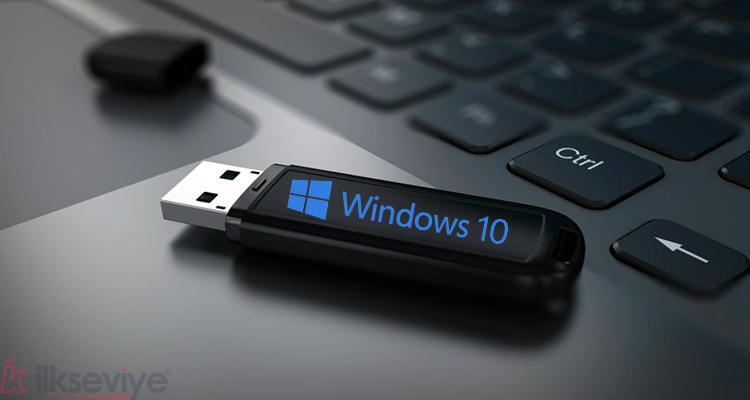 USB Bellekle Format Atmak