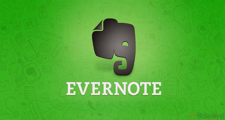 Evernote Uygulaması