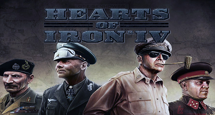 Hearts Of Iron 4 Detaylı İncelemesi