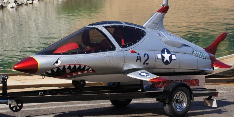 Seabreacher Uçak Modeli