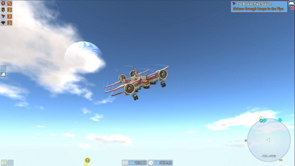 TerraTech Uçak