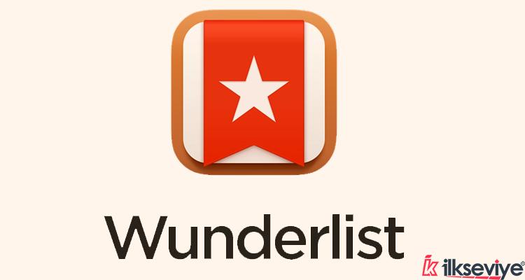 Wunderlist Uygulaması Nedir?