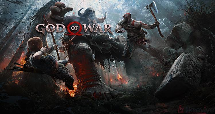 2018 Yılında Çıkacak Aksiyon Oyunu God of War