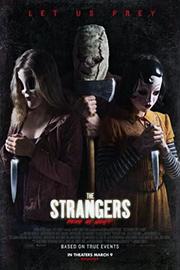 2018 Yılında Vizyona Girecek Korku Filmleri- The Strangers: Prey at Night