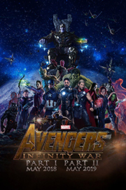 2018 Yılında Vizyona Girecek Filmler Avengers