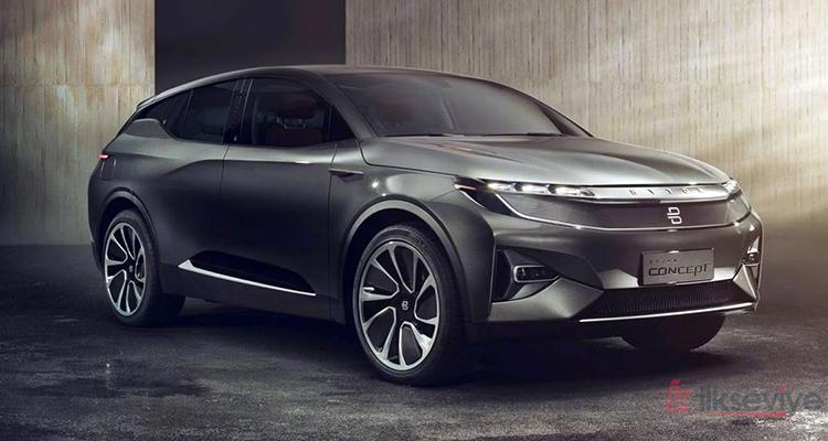 Yeni Nesil Elektrikli Araba