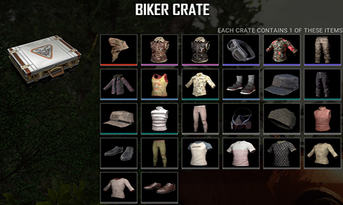 Pubg Yeni Eklenen Kasalar - Biker