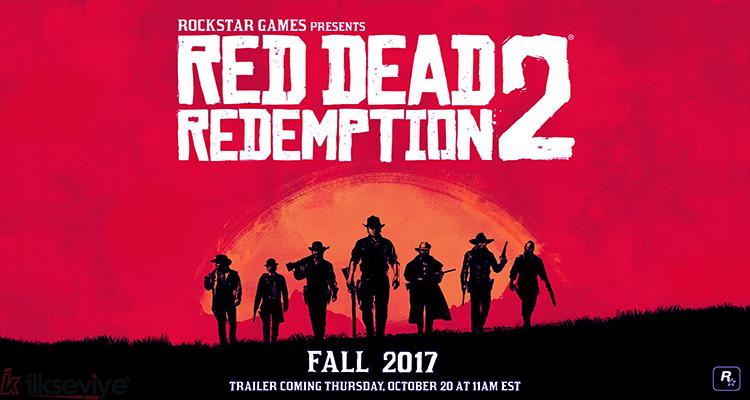 Red Dead Redemption 2 Yeni Fragman