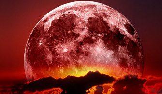 Süper Kanlı Mavi Ay