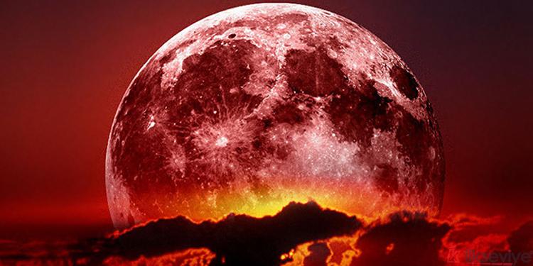 Süper Kanlı Ay Tutulması
