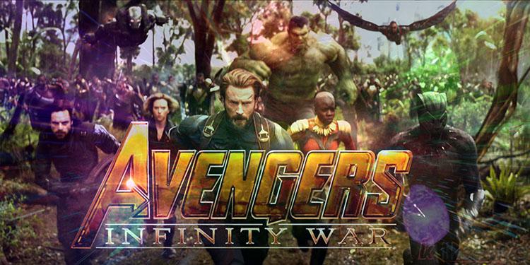MARVEL'dan, Avengers: Infinity War