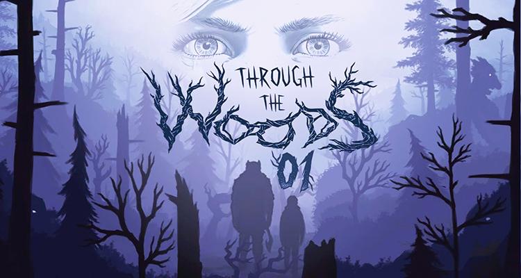 Bağımsız Yapım Korku Oyunları Through the Woods