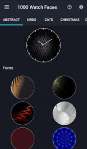 En Güzel Akıllı Saat Temaları- 1000+ Watch Face