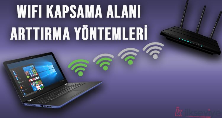 Laptop WiFi Çekim Gücü Arttırma Yöntemleri