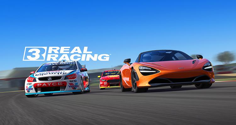 En İyi Android Yarış Oyunları Real Racing 3 2018