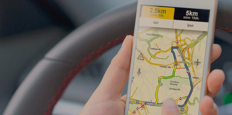 En İyi Navigasyon Uygulamaları Yandex Haritalar