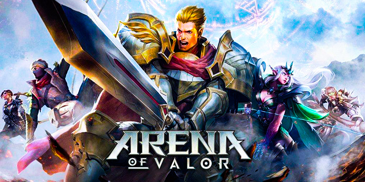 Android Arena of Valor Moba Oyunu