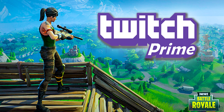 Fortnite Twitch Prime Paket 2 Nasıl Alınır?