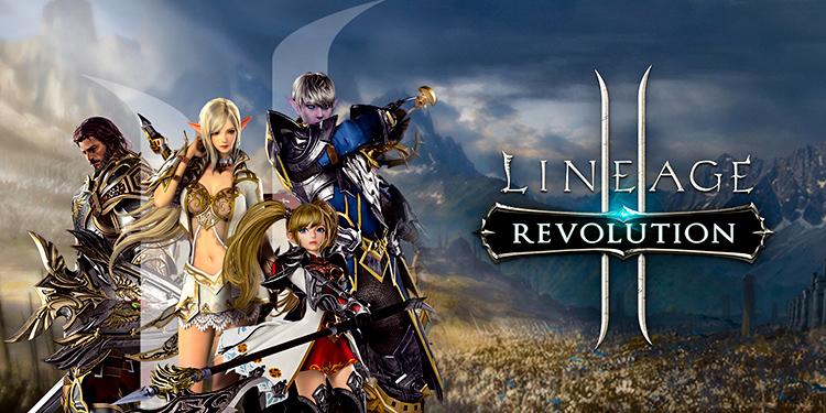Lineage2 Revolution iOS Mmorpg