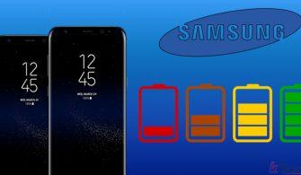 Samsung S8 Batarya Ömrü Uzatma