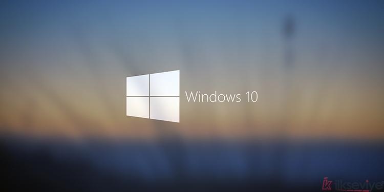 Windows 10 1803 Güncelleme Sonrası Mikrofon Sorunu