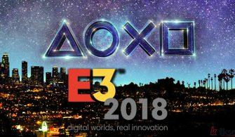 E3 2018 SONY Konferansında Gösterilen Oyunlar