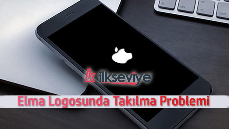 İphone Elma Logosunda Takılma Problemi