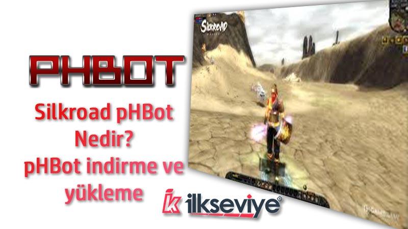 silkroad phbot indir