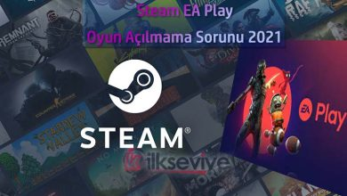 Steam EA Play Açılmama