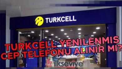 Turkcell Yenilenmiş Telefon Alınır Mı